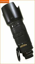 Nikon AF-S 80-200mm F2.8D ED Manual Focus Telephoto AF Zoom Lens Free UK Postage