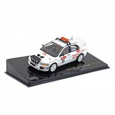 IXO 1:43 Mitsubishi Lancer EVO VII Safety Car Rally Japan 2010