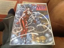 Dynamic Forces The Coven #1 Volume 2 Exclusive Foil Cover