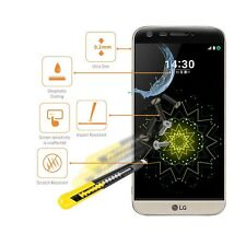 Orzly® -3D Pro-Fit Tempered Glass Screen Protector for LG G5 Titan