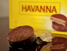 ALFAJORES HAVANNA ARGENTINA 24 pcs - CHOCOLATE WITH DULCE DE LECHE ALFAJOR