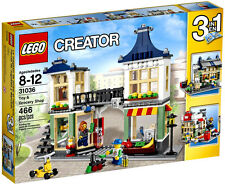 "LEGO 31036 CREATOR "" Toy & Grocery Shop "" - Hot Deal"