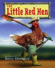 The Little Red Hen-ExLibrary