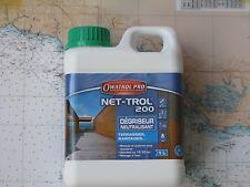 NET - TROL  200 2.5L NETTOYANT BOIS, PIERRE, PLASTIQUE, CIMENT ETC
