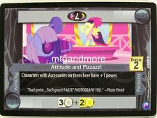My Little Pony - 2x #169C Attitude and Pizzazz! - Canterlot Nights