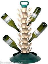 SCOLABOTTIGLIE VINO 81 POSTI STELPLAST Art. 12 - maniglia enologia bottiglie