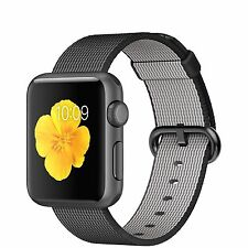 Apple Watch Sport 38mm Space Grey Aluminium Case Black Sport Band (MMF62B/A)