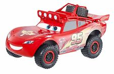 Lightning McQueen Remote Radio Control Car IR RC Radiator Springs Ages 3+ Toy
