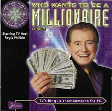 Who Wants to Be a Millionaire CD-ROM PC 1999
