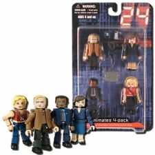 24H CHRONO Season 1 Pack 4 Figurines Minimates BAUER