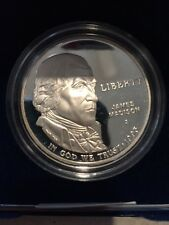 1993-S Proof Bill Of Rights Proof Silver Dollar Commemorative