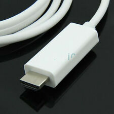 1.8M Dock Connector to HDMI 1080p TV Cable Adapter for i Phone 4 4s iPad 2 3