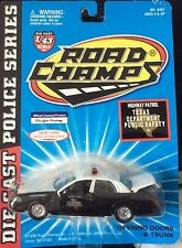 Texas Highway Patrol Police Trooper 1998 Ford  Road Champs FREE SHIPPING