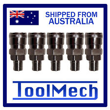 5PCS SOCKET MALE NITTO STYLE AIR FITTING COUPLER FREE SHIPPING 20SM