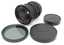 Hasselblad Carl Zeiss Distagon CF 40mm F4 T* FLE Lens. 93mm 3x PL -1.5 Filter