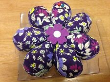 Large daisy chain pin cushion flower John Lewis sewing craft gift BOXED