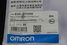New Omron E32-DC200 Photoelectric Switch Reflective