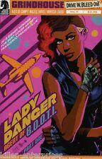 Grindhouse Drive In Bleed Out #5 (of 8) Comic Book 2015 - Dark Horse Lady Danger