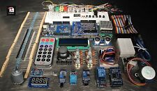 UNO R3 Flagship Starter Kit for Arduino Beginner LCD STEM Motor Stepper Relay