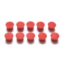 10x hot for IBM Thinkpad Laptop Nipple Rubber Mouse Pointer TrackPoint Red Cap !