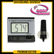 **NEW: EC-METER/CONDUCTIVITY-METER AQUARIUM TDS/PPM EC4