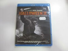 HALLOWEEN II BLU RAY ROB ZOMBIE
