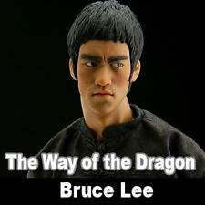 """ENTERBAY THE WAY OF THE DRAGON BRUCE LEE 12"""" FIGURE ES AQ1580"""