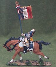 KING AND COUNTRY NA112 NAPOLEONIC FRENCH CUIRASSIER MOUNTED TOY SOLDIERS BRITAIN