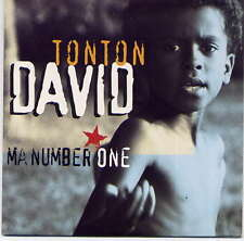 TONTON DAVID - rare CD Single - France