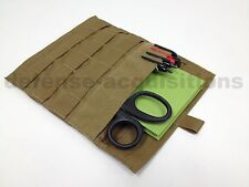 Eagle Industries MOLLE USMC Coyote Admin Pouch Side Plate Pocket Carrier USGI