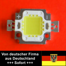 10W LED, warmweiß 900mA 9.0-12.0V 1000 Lumen SMD Chip COB