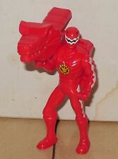 2005 Mcdonalds Happy Meal Toy Power Rangers DinoThunder Red Ranger