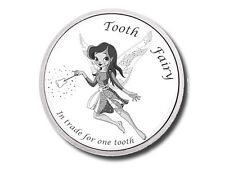 2016 A Visit From The Tooth Fairy BU 1 oz .999 Silver Round - USA BULLION COIN