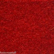 7' Pre Cut Billiard 7 ft Pool Table Replacement Leisure Felt Fabric Cloth RED