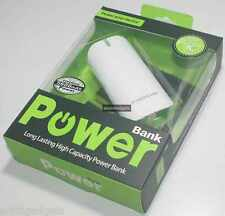Power Bank 5600mAH With Flashlight For iPhone iPad Samsung Nokia Sony HTC MP3/4