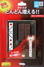 Tenyo Japan 115947(E) TOWER OF DICE (Magic Trick)