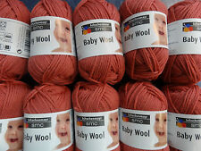 Wolle zum Stricken Schachenmayr BABY WOOL Fb. 6136