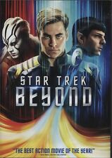 Star Trek Beyond (DVD, 2016)