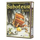 Vintage Saboteur Card Game Board Game Path Action Gold Nugget Card Family Party