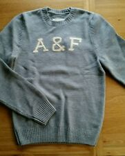 Abercrombie & Fitch A&F SILVER LAKE Sweater Jumper Genuine in XXL New