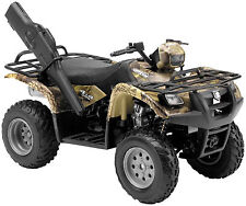 NEW FACTORY SUZUKI 500 4X4 TOY REPLICA QUAD ATV MOTORCYCLE TOYS BOYS KIDS 1:12