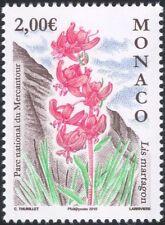 Monaco 2010 Mercantour National Park/Lily/Flowers/Plants/Nature 1v (mc1056)