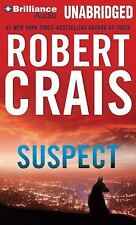 Suspect by Robert Crais (2013, MP3 CD, Unabridged)/ Perfect to Download!