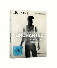 Uncharted: The Nathan Drake Collection - Special Edition - PlayStation PS4 - Neu