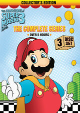 Adventures of Super Mario Bros. 3: The Complete Series (2013, REGION 1 DVD New)