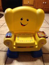 FISHER PRICE LAUGH AND LEARN SMART STAGES CHAIR GUC