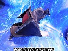Honda Crf250r Air Box Intake Carb Boot Plastic Filter 06 07 08 09 OEM Stock
