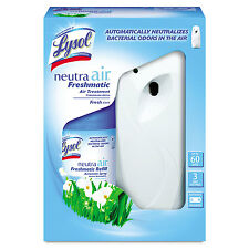 Lysol Starter Kit Fresh Scent 6.17 oz 79830