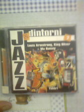 JAZZ & DINTORNI - LOUIS ARMSTRONG,KING OLIVER,MA RAINEY - (FABBRI ED)   -  CD
