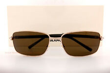 Brand New MONT BLANC Sunglasses MB 503 503S 28J ROSE GOLD/SOLID BROWN for Men